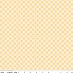 Calliope C3205 Yellow Gingham by Stitch Studios for Riley Blake EOB