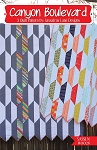 Canyon Boulevard Quilt Pattern by Sassafras Lane Designs