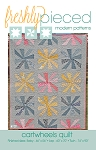 Cartwheels Quilt Pattern by Freshly Pieced