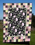 Charisma Quilt Pattern by The Pine Needle