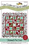Charmed, I'm Sure Quilt Pattern by Two Sisters at Squirrel Hollow