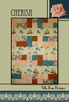 Cherish Quilt Pattern by Villa Rosa Designs