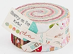 Cherry on Top Jelly Roll by Keiki for Moda