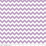 Chevron Small C340-120 Lavender by Riley Blake