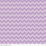 Chevron Small C400-121 Lavender Tonal by Riley Blake