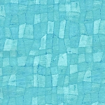 Tonal Mosaic CJ6066 Sky by Laura Gunn for Michael Miller