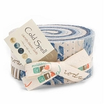 Cold Spell PRINTS Jelly Roll by Laundry Basket for Moda
