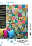 Colour Pop Quilt Pattern by Lynne Wilson Designs