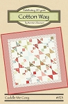 Cuddle Me Cozy Quilt Pattern by Cotton Way