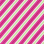 Candy Cane Stripe CX6634 Hollyberry by Michael Miller
