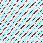 Candy Cane Stripe CX6634 Winter by Michael Miller