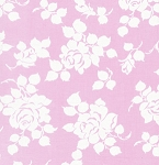 Delilah TW39 Pink Rosie by Tanya Whelan for Free Spirit