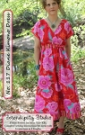 Diane Kimono Dress Pattern by Serendipity Studio