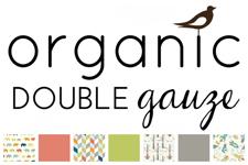 Double Gauze - Organic