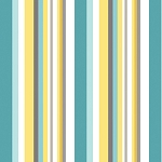 Down Under 4594-61 Gray Multi Stripe by Mint Blossom for Northcott EOB