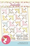 Dulcette Quilt Pattern by Acorn Quilt & Gift Co