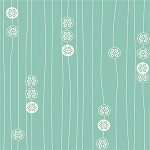 Eiko Organic EK-08 Pool Stamp Stripe by Jay-Cyn Designs for Birch EOB