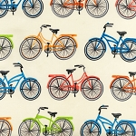 Everyday Favorites 13560-200 Vintage Bicycles by Robert Kaufman