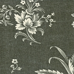Fa La La La La 54092-13 Stone Fleur Cotton/Linen by French General