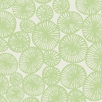 Feather N Stitch 110.101.07.3 Green Nest by Blend Fabrics