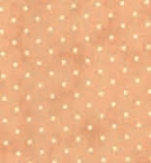 Fig Tree Dots in Peach by Fig Tree for Moda EOB