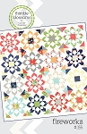 Fireworks Quilt Pattern by Thimble Blossoms
