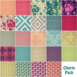 Flora Charm Pack by Joel Dewberry for Free Spirit