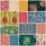 Folk Song 14 Fat Quarter Set by Anna Maria Horner for Free Spirit