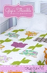 Fresh Cut Quilt Pattern by Gigi's Thimble