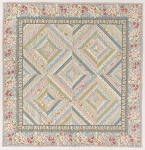 Garden Strings Quilt Pattern by Planted Seed Designs