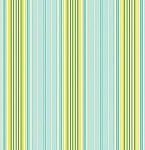 Garden District SAHB005 Blue French Ribbon by Heather Bailey