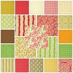 Ginger Snap 21 Fat Quarter Set by Heather Bailey for Free Spirit