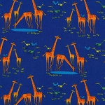 Happy Drawing Organic Giraffes by Cloud 9