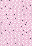 Now We're Goin Places C8361 Pink Dots by Timeless Treasures