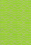 Now We're Goin Places C8364 Lime Daisy Chain by Timeless Treasures EOB