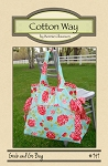 Grab & Go Bag Pattern by Cotton Way