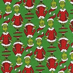 How the Grinch Stole Christmas 11228-223 Holiday by Dr. Seuss