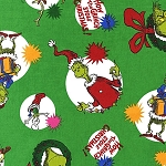 How the Grinch Stole Christmas 11229-223 Holiday by Dr. Seuss EOB