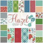 Hazel 23 Fat Quarter Set by Allison Harris for Windham