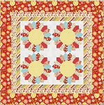 Sunshine Quilt Kit by Riley Blake