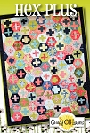 Hex-Plus Quilt Pattern by Crazy Old Ladies