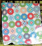 Hideaway Quilt Kit by Cluck Cluck Sew