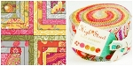 High Street Jelly Roll by Lily Ashbury for Moda