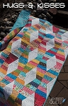 Hugs and Kisses Quilt Pattern by Jaybird Quilts