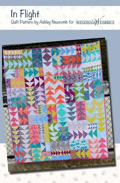 Flying Bird Quilt Pattern myideasbedroom.com