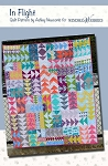 In Flight Quilt Pattern by Ashley Newcomb