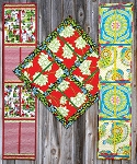 In The Middle Quilt Pattern by Pixie Girl Quilts