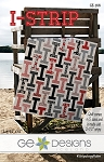 I-Strip Quilt Pattern by G.E. Designs
