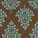 It's A Hoot Twill 32377-45T Fudge Trees by Momo for Moda
