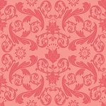 Kensington C3321 Red Damask by Emily Taylor for Riley Blake